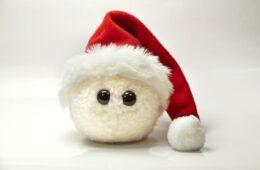 Weihnachtskuschelkloß