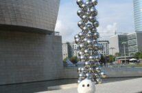 Verblüfft in Bilbao