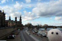 Kloß an der Elbe