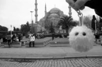 Ganz cool in Istanbul